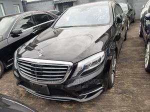 Mercedes-Benz S Class 2014 S 400 Hybrid (W222) Black   Cars for sale in Mombasa, Mombasa CBD