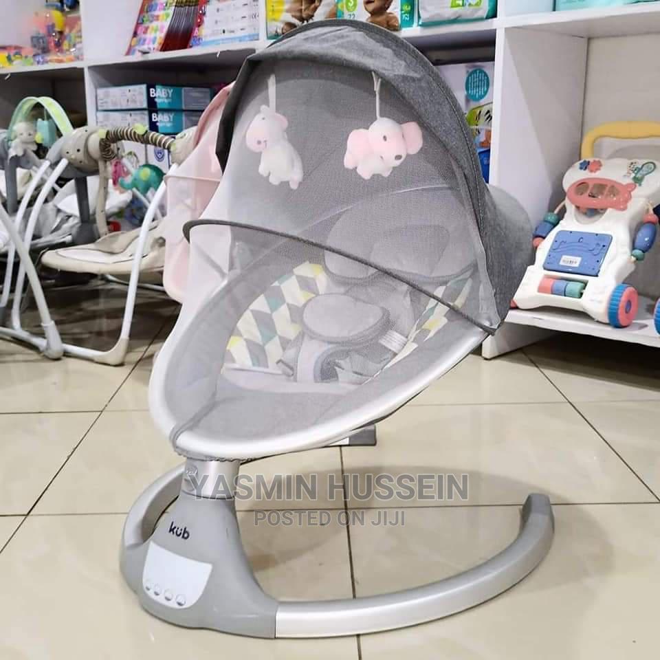 Kub Baby Swing Electric | Children's Gear & Safety for sale in Umoja, Nairobi, Kenya