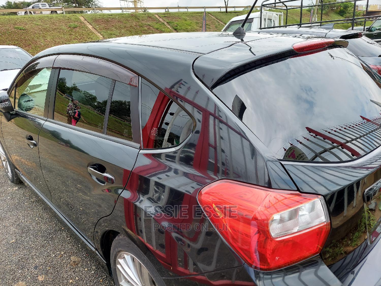 Archive: Subaru Impreza 2013 WRX STI Limited Black