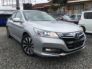 Honda Accord 2014 Silver   Cars for sale in Nairobi, Kilimani