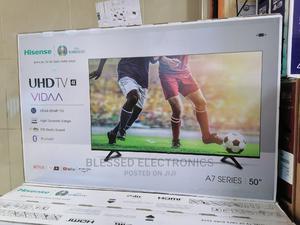 0hisense 50 Inch Smart 4k Uhd Frameless TV | TV & DVD Equipment for sale in Nairobi, Nairobi Central