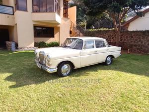 Mercedes-Benz 190 1966 Beige | Cars for sale in Nairobi, Kilimani