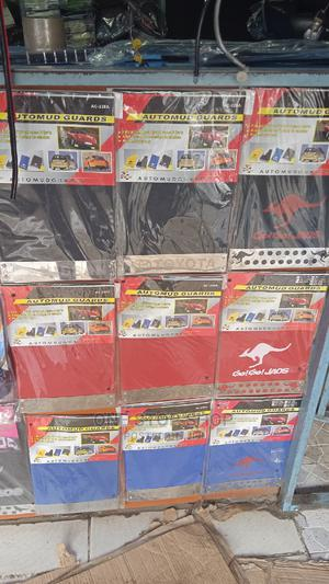 Plain,Toyota,Nissan Colored Kangaroo Mudflaps | Vehicle Parts & Accessories for sale in Nairobi, Nairobi Central