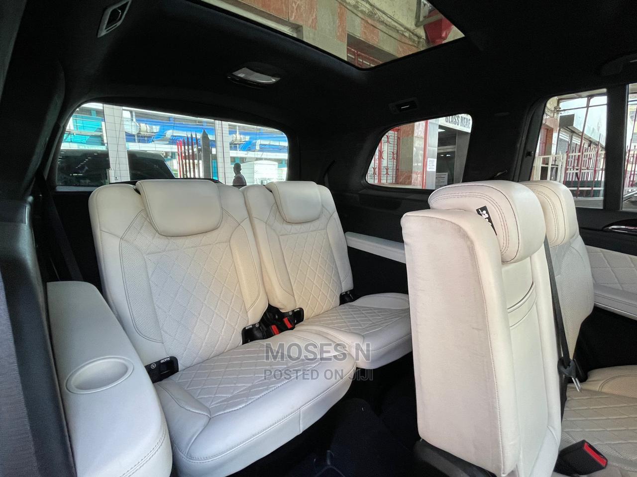 Archive: Mercedes-Benz GL Class 2014 White