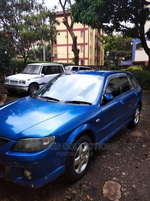 Mazda Familia 2002 Blue   Cars for sale in Nairobi, Nairobi Central