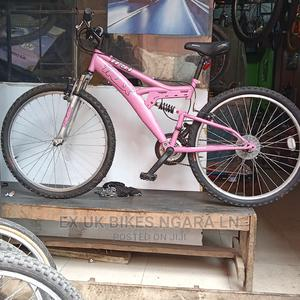 Ex UK Size 26 Double Suspension TRAX Bicycle | Sports Equipment for sale in Nairobi, Ngara