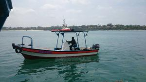 21ft Boat With Yamaha 40hp 2stroke   Watercraft & Boats for sale in Mombasa, Tudor