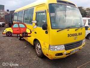 Toyota Coaster 2010 Yellow | Buses & Microbuses for sale in Uasin Gishu, Eldoret CBD