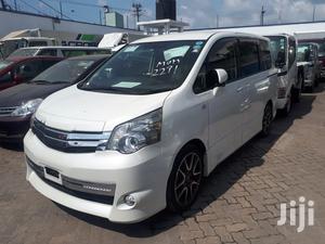 New Toyota Noah 2013 White | Cars for sale in Mombasa, Tononoka
