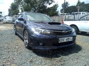 Subaru Impreza 2013 WRX STI 4-Dr Blue   Cars for sale in Nairobi, Nairobi Central