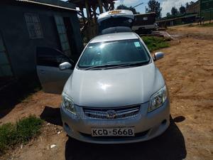 Toyota Fielder 2010 Silver | Cars for sale in Uasin Gishu, Eldoret CBD