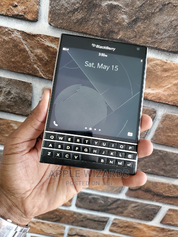 BlackBerry Passport 32 GB Black | Mobile Phones for sale in Nairobi Central, Nairobi, Kenya