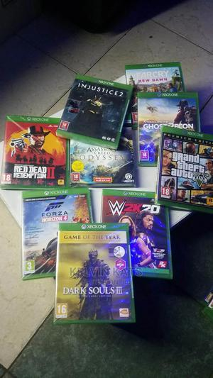 Ps4 and Xbox One Games | Video Games for sale in Nairobi, Nairobi Central