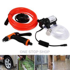 Car Wash 12v Washer Gun Pump High Pressure Cleaner | Vehicle Parts & Accessories for sale in Nairobi, Nairobi Central