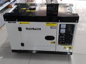 Maybach 10kva Plus Automatic Switch Silent Diesel Generator | Electrical Equipment for sale in Nairobi, Nairobi Central