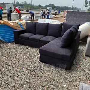 L Shape Sofa 5 Seater   Furniture for sale in Nairobi, Kahawa