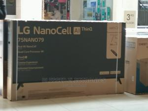 Lg 75 Inch Smart 4k Nano79 | TV & DVD Equipment for sale in Nairobi, Nairobi Central