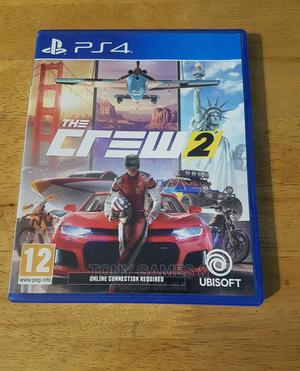 Crew 2 Ps4 Used   Video Games for sale in Nairobi, Nairobi Central