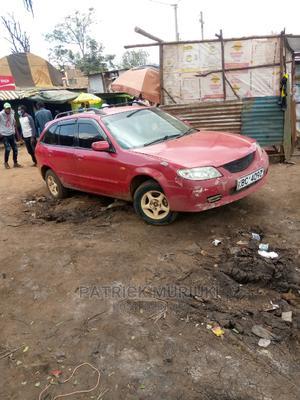 Mazda Familia 2001 Red   Cars for sale in Kiambu, Ruiru