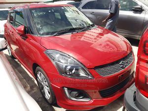 Suzuki Swift 2014 Red   Cars for sale in Mombasa, Ganjoni