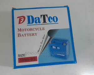 Datco Motorcycle Battery | Vehicle Parts & Accessories for sale in Nairobi, Nairobi Central