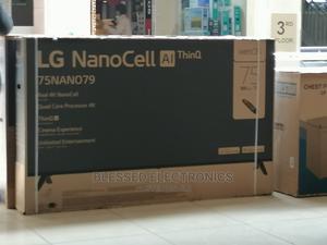 Lg 75 Inch Nanocell Nano79 Smart 4k Tv | TV & DVD Equipment for sale in Nairobi, Nairobi Central