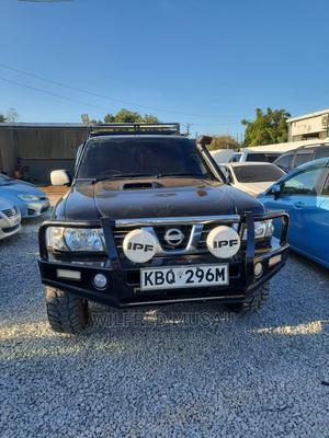 Nissan Patrol 2006 Black | Cars for sale in Mombasa, Mombasa CBD