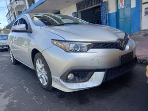 Toyota Auris 2015 Silver   Cars for sale in Mombasa, Shimanzi