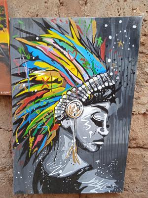 Melanin Female Potrait | Arts & Crafts for sale in Nairobi, Nairobi Central