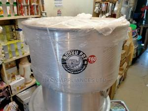 Sufuria With Handle And Lid Size 160ltrs (50kgs) | Restaurant & Catering Equipment for sale in Mombasa, Mvita