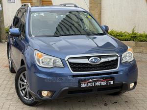 Subaru Forester 2014 Blue   Cars for sale in Nairobi, Kilimani
