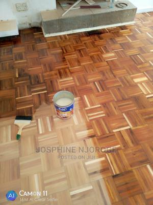 Wooden Floor Sanding | Cleaning Services for sale in Kiambu, Kikuyu