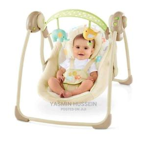 Baby Swing Electric/Battery Operated | Children's Gear & Safety for sale in Nairobi, Umoja