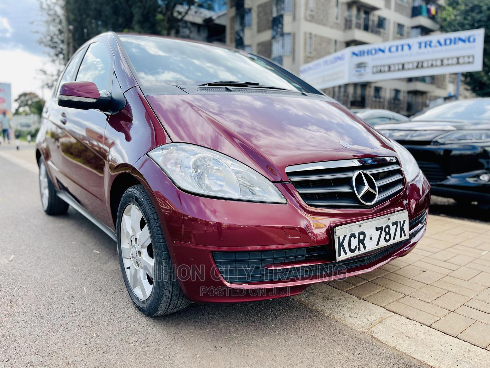 Mercedes-Benz A-Class 2011 Red | Cars for sale in Kilimani, Nairobi, Kenya