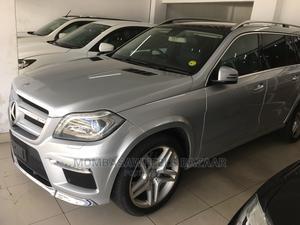 Mercedes-Benz GL Class 2014 Silver | Cars for sale in Mombasa, Ganjoni