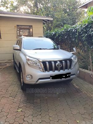 Toyota Land Cruiser Prado 2016 Silver   Cars for sale in Nairobi, Kileleshwa