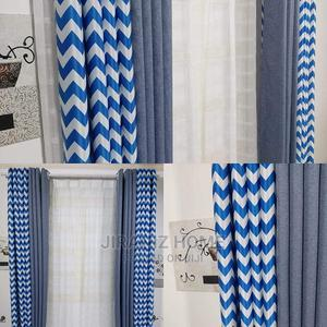 Gray and Blue Mix and Match Curtains | Home Accessories for sale in Nairobi, Nairobi Central