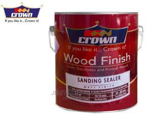 Crown Wood Finish-Sanding Sealer | Building Materials for sale in Nairobi, Ruai