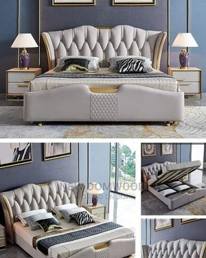 King Size Bed 6by6 | Furniture for sale in Nairobi, Donholm