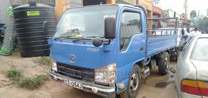 Mazda Titan Dash 2010 Blue | Trucks & Trailers for sale in Kitui, Township