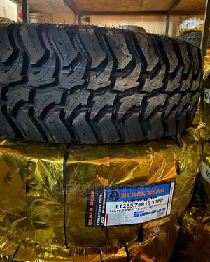 LT 265/75 R16 Black Bear Tyre 10 PR Made in China | Vehicle Parts & Accessories for sale in Nairobi, Nairobi Central