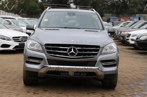 Mercedes-Benz M Class 2014 Gray | Cars for sale in Nairobi, Ridgeways