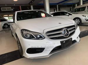 Mercedes-Benz E250 2013 White   Cars for sale in Mombasa, Mombasa CBD