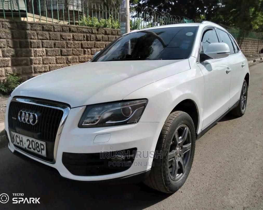 Archive: Audi Q5 2009 White