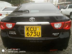 Toyota Mark X 2012 Black   Cars for sale in Nairobi, Pangani