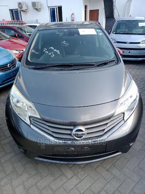Nissan Note 2014 Gray   Cars for sale in Mombasa, Mvita
