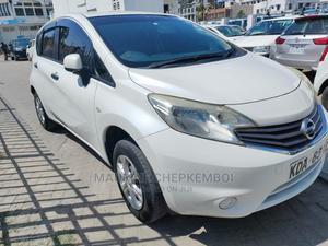 Nissan Note 2014 White | Cars for sale in Mombasa, Mombasa CBD