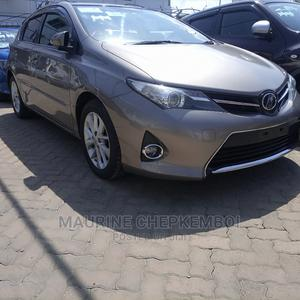 Toyota Auris 2014 Gray   Cars for sale in Mombasa, Mombasa CBD