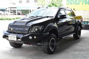 Ford Ranger 2015 XLT Single Cab Black | Cars for sale in Mombasa, Ganjoni