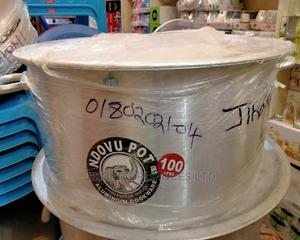 Aluminium Large Sufuria 100ltrs (30kg) | Restaurant & Catering Equipment for sale in Mombasa, Mvita